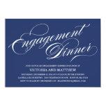 SIDE SCRIPT | ENGAGEMENT DINNER INVITATION