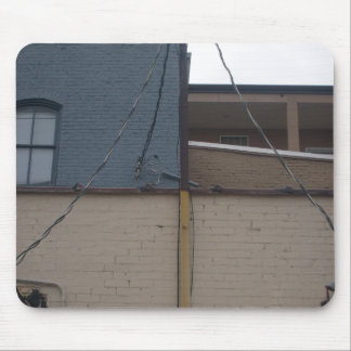 Side Street Mouse Pad