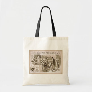 Side Tracker,'Quick Lunch' Retro Theater Bag