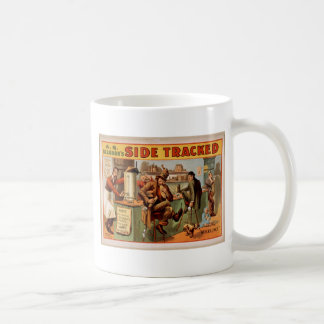 Side Tracker,'Quick Lunch' Vintage Theater Coffee Mug