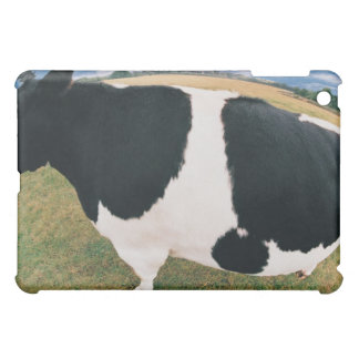 Side View of Friesian Cow iPad Mini Cases