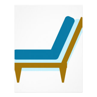 Side view of home sofa letterhead