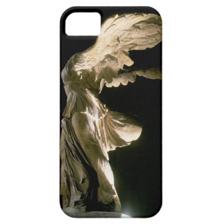 Side view of the Victory of Samothrace (Parian mar iPhone SE/5/5s Case