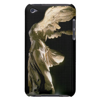 Side view of the Victory of Samothrace (Parian mar iPod Case-Mate Case