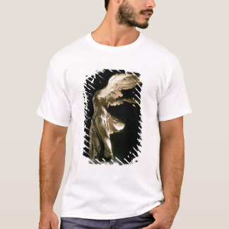 Side view of the Victory of Samothrace (Parian mar T-Shirt
