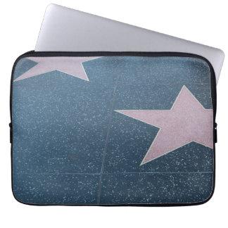 side walk stars computer sleeve