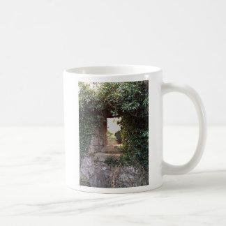 Side Window at West Kirk Culross Coffee Mug