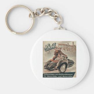 Sidecar Keychain