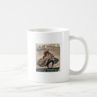 Sidecar Classic White Coffee Mug