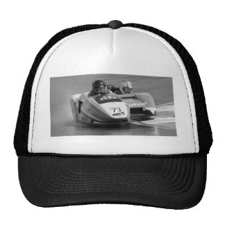 Sidecar number 73 trucker hat