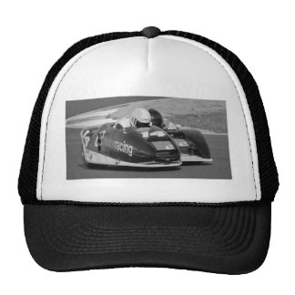 Sidecar outfit trucker hat