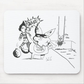 Sidekick.png Mouse Pad