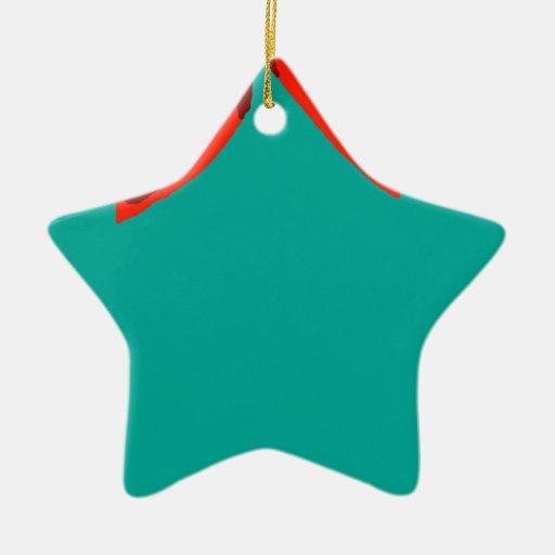 Sidekick's Handkerchief Christmas Tree Ornaments
