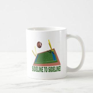 Sideline To Sideline Coffee Mug