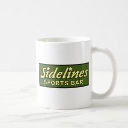 sidelines sports bar extract movie mike judge coffee mug