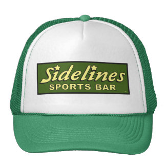 sidelines sports bar extract movie mike judge trucker hat