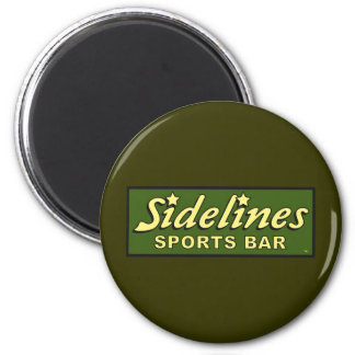 sidelines sports bar extract movie mike judge fridge magnet
