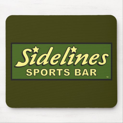 sidelines sports bar extract movie mike judge mouse pad