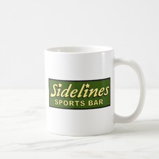 sidelines sports bar extract movie mike judge classic white coffee mug