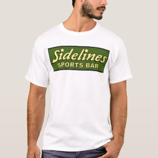 sidelines sports bar extract movie mike judge T-Shirt