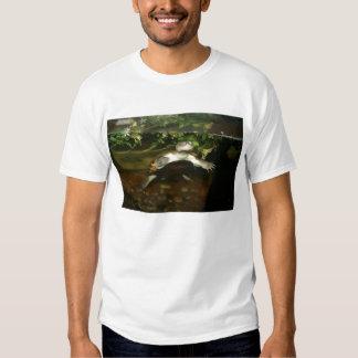 Sideneck turtle staring at viewer t-shirt