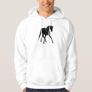 Sidepass Dressage Horse Pullover