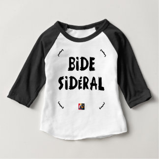 SIDEREAL BELLY BABY T-Shirt