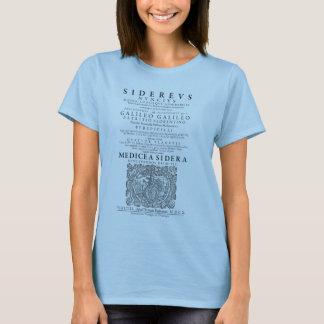 Sidereus Nuncius Womens Shirt