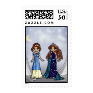 Sides of Persephone Postage