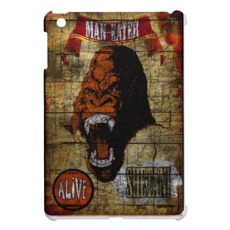Sideshow Banner with Man Eating Gorilla iPad Mini Case