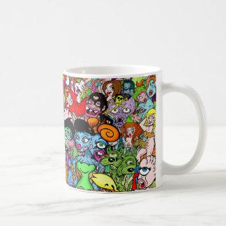 Sideshow Freaks Coffee Mug