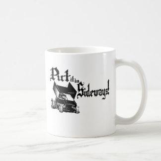 Sideways1 Classic White Coffee Mug