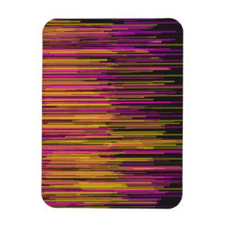 Sideways Neon Painter Magnet