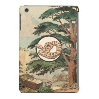 Sidewinder en el ejemplo del hábitat natural funda de iPad mini