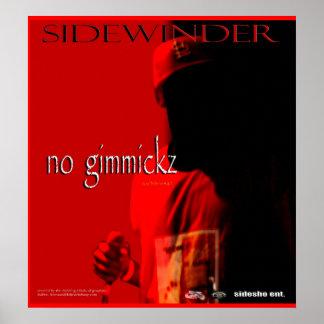 SIDEWINDER red Print