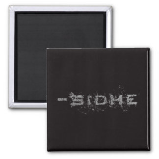 Sidhe 2 Inch Square Magnet