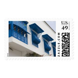 Sidi Bou Said, Tunisia Postage