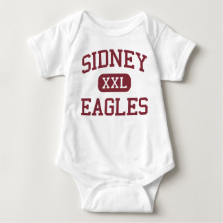 Sidney - Eagles - High School secundaria - Sidney Body Para Bebé