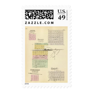 Sidney, Nebraska Postage Stamps