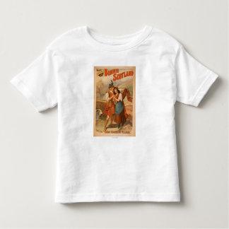 Sidney R. Ellis' Bonnie Scotland Scottish Play T-shirt