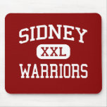 Sidney - Warriors - Middle - Sidney New York Mouse Mat