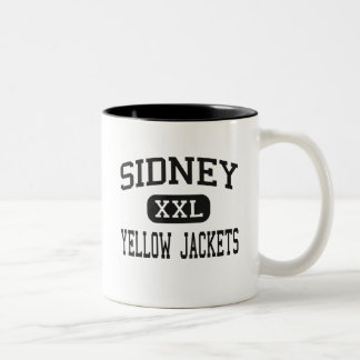 Sidney - Yellow Jackets - High - Sidney Ohio Coffee Mug