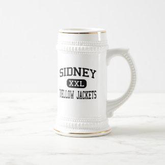 Sidney - Yellow Jackets - High - Sidney Ohio Mug