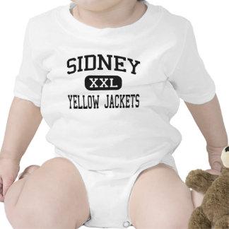 Sidney - Yellow Jackets - High - Sidney Ohio Tshirts