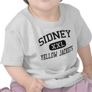Sidney - Yellow Jackets - High - Sidney Ohio Shirt