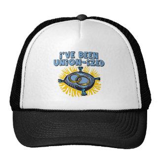 Sido gorra/casquillo sindicados de la luna de miel gorras
