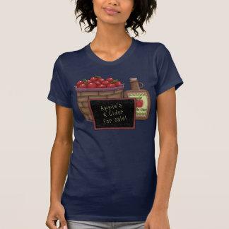 Sidra de Apple Tshirts