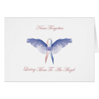 SIDS angel boy lost Card