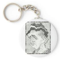 Sid's Art keychain