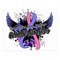 SIDS Awareness 16 Postcard